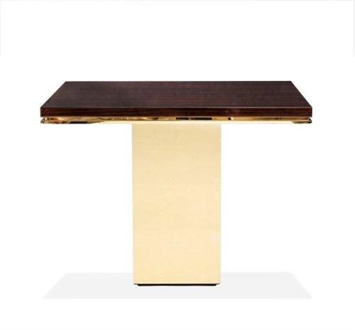 Anka Plinth Center/ Dining Table