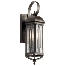 Galemore 3 Light Wall Light Olde Bronze