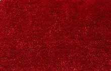 Shaggy rug, Red Color