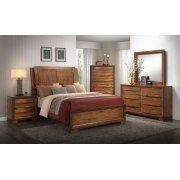 Brandy Light Bedroom Product Image