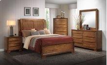 Brandy Light Bedroom