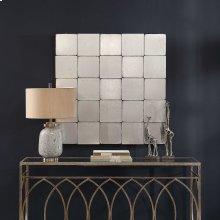 Brigid Mirrored Wall Decor