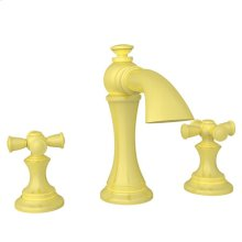 Satin Bronze - PVD Widespread Lavatory Faucet