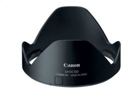 Canon Lens Hood LH-DC100 & Filter Adapter FA-DC67B for PowerShot G3 X