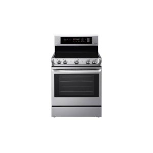 LG Appliances6.3 cu. ft. Electric Single Oven Range with ProBake Convection(R) and EasyClean(R)