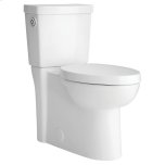 American StandardStudio Activate Concealed Trapway Toilet - 1.28 GPF - White