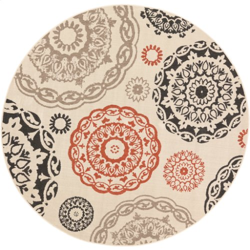 "Alfresco ALF-9667 7'3"" Round"