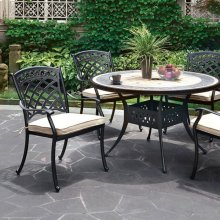 Charissa Round Patio Table