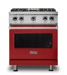 "30"" Sealed Burner Gas Range, Natural Gas"