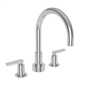 French Gold - PVD Roman Tub Faucet