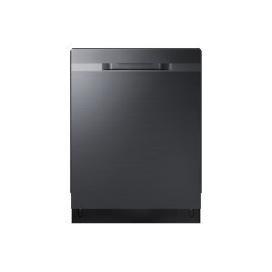 Samsung AppliancesStormWash™ 48 dBA Dishwasher in Black Stainless Steel