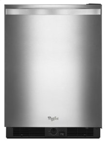 24-inch Wide Undercounter Refrigerator with Glass Shelves - 5.6 cu. ft.