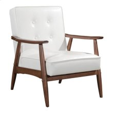 Rocky Arm Chair White