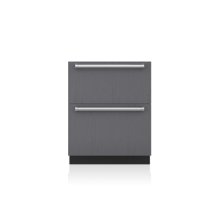 "27"" Designer Refrigerator Drawers - Panel Ready"