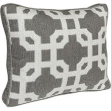 Boxed Throw Pillow