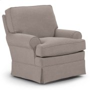 QUINN Swivel Glide Chair Product Image