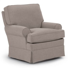 QUINN Swivel Glide Chair