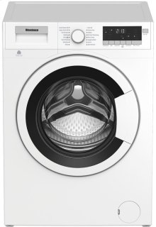 "24"" 2.5 cu ft Front Load Washer White trim base model use with DHP24400W"