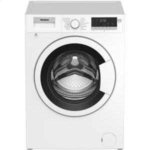 "Blomberg24"" 2.5 cu ft Front Load Washer White trim base model use with DHP24400W"