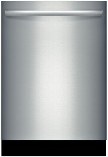 "24"" Bar Handle Dishwasher 800 Plus Series- Stainless steel"