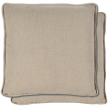 Accessories 21 Pair With Flange Pillows