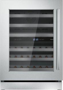 24 inch UNDER-COUNTER WINE RESERVE WITH GLASS DOOR T24UW910LS