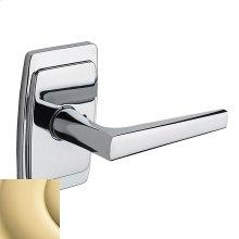 Non-Lacquered Brass L024 Estate Lever