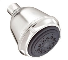 "Polished Nickel 3"" Danze 400 Three Function Showerhead"