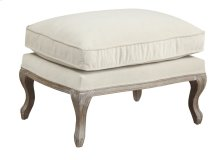 Emerald Home Salerno Ottoman Sand Gray/distressed U3693-03-09
