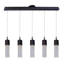 Fizz III 5-Light LED Pendant