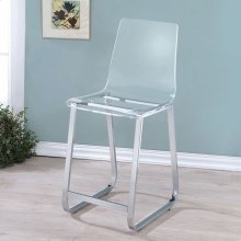 Yvetti Counter Ht. Chair (2/box)