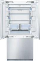 "Benchmark® 36"" Built In French Door Bottom-Freezer Benchmark Series - Custom Panel B36IT800NP Product Image"