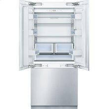 "Benchmark® 36"" Built In French Door Bottom-Freezer Benchmark Series - Custom Panel B36IT800NP"