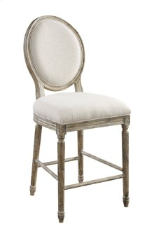 "Emerald Home D560-24 Interlude 24"" Bar Stool, Sandstone Gray"