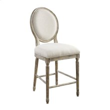 "Emerald Home D560-24 Interlude 24"" Bar Stool, Sandstone Gray D560-24-05"