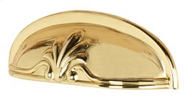 Bella Cup Pull A1459 - Polished Brass