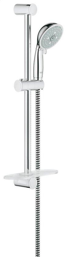 New Tempesta Rustic 100 Shower Rail Set 4 Sprays