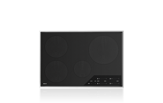 "30"" Transitional Framed Induction Cooktop"