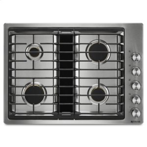 "Euro-Style 30"" JX3 Gas Downdraft Cooktop"