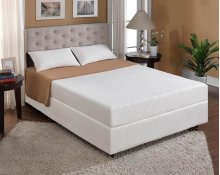 "Mattress Twilight 8""gel- Memory Foam Cal-king 6/0"