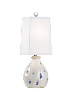 Dimples Lamp - Cobalt (sm)