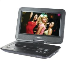 "10"" TFT/LCD Swivel-Screen Portable DVD Player"