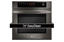 LG Black Stainless Steel Series 4.7 cu. ft. Built-In Single Wall Oven