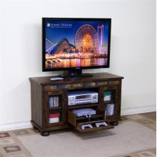 Oxford TV Console W/game Drawer