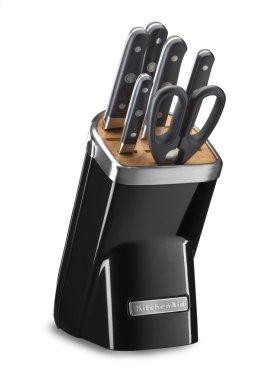 7pc Professional Series Cutlery Set - Onyx Black