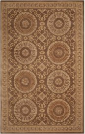 Versailles Palace Vp50 Moc Rectangle Rug 5'3'' X 8'3''