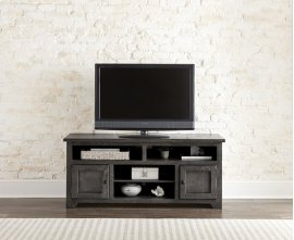 60 Inch Console - Storm Finish