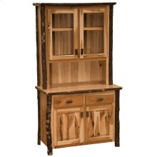 Buffet & Hutch - 48-inch - Cognac