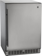 Outdoor Rated Stainless Steel Fridge , Stainless Steel , Electric Product Image