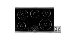 "LG STUDIO - 30"" Electric Cooktop"